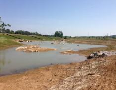 Waterway Runoff Erosion Control Mix