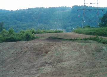 Steep Slope Stabilization
